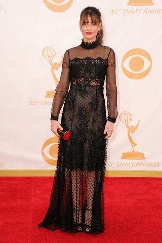 Amanda Peet Emmys 2013