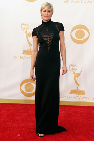 Robin Wright Emmys 2013
