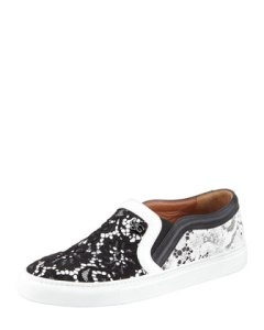 Givenchy Lace Slip-On