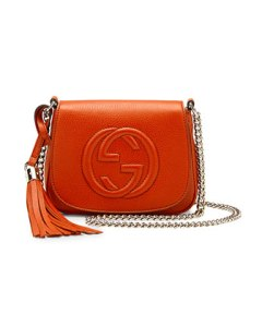 Gucci Orange Crossbody