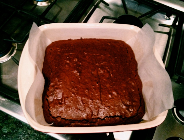 Double Chocolate Brownies 3
