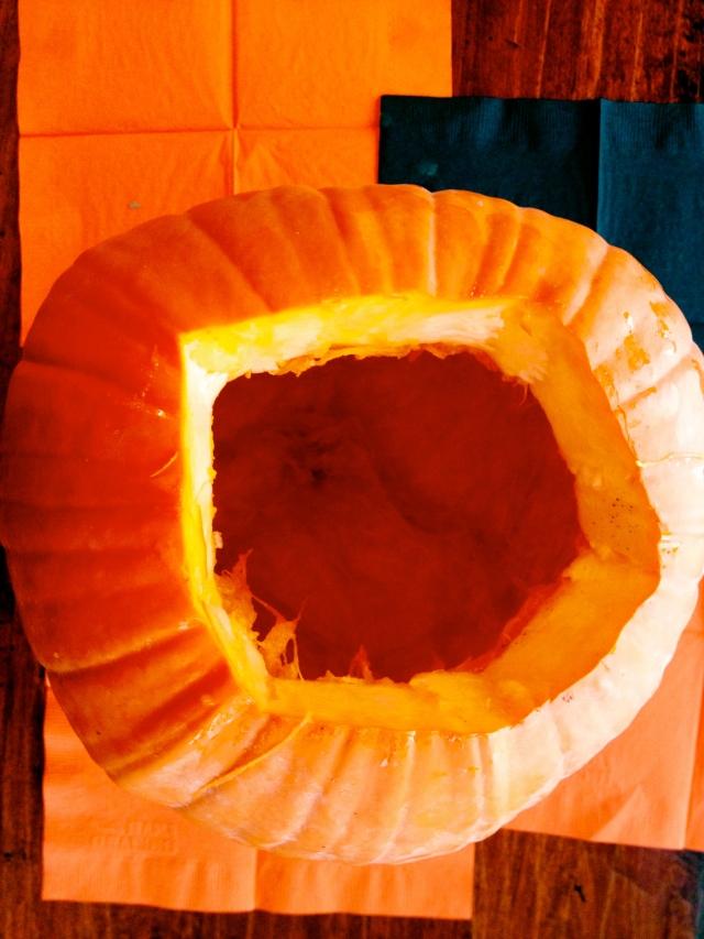 Pumpkin Seeds Two Ways
