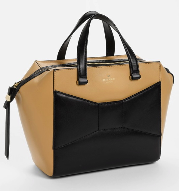 Kate Spade Biege_Black Bag 1