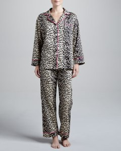 Bedhead Leopard Print Pajamas