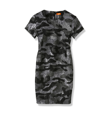 Joe Fresh camo dress
