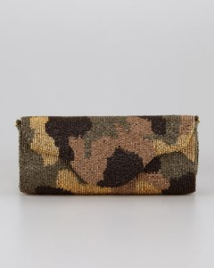 Moyna Beaded Clutch Bag