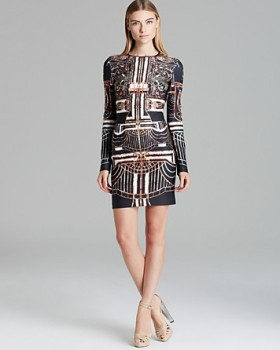 Clover Canyon Gatsby Crewneck Dress