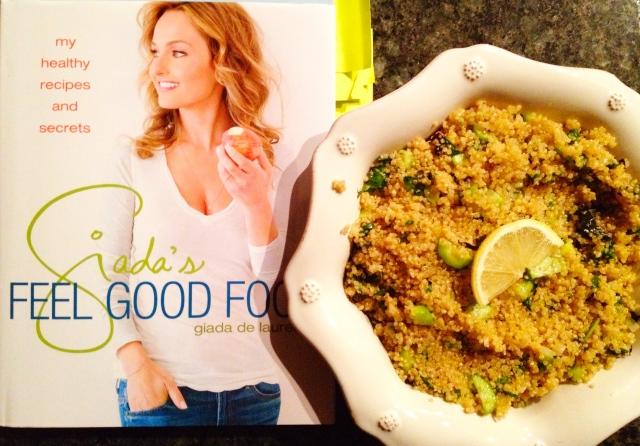 Giada's quinoa recipe