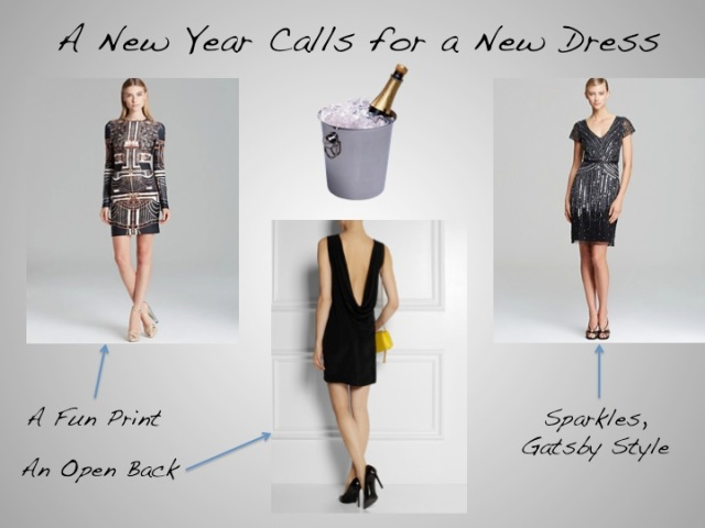 New Years Dresses