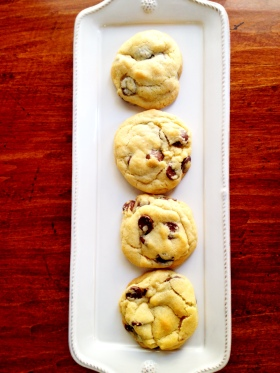 Favorite Chocolate Chip Cookies