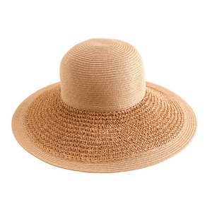 jcrew summer straw hat