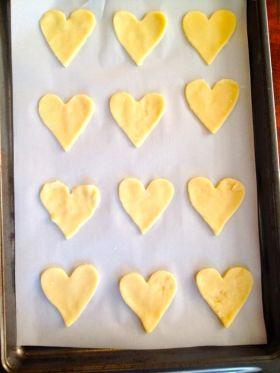 Bachelor Sugar Cookies