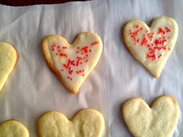 Bachelor Sugar Cookies
