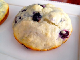 Blueberry Muffin Top
