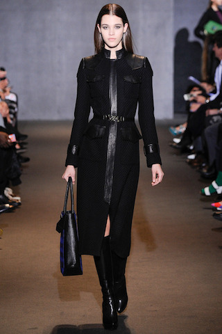 Andrew Gn Black Jacket