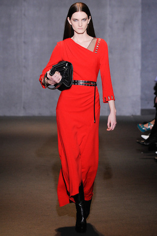 Andrew GN Red Dress