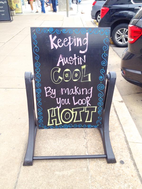 Keep Austin Cool