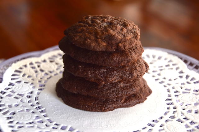 Easy Brownie Cookies