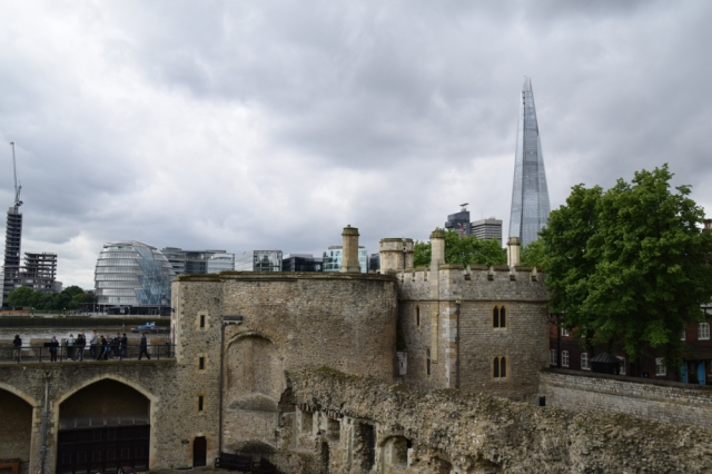 London ~ Georgia Peach on My Mind