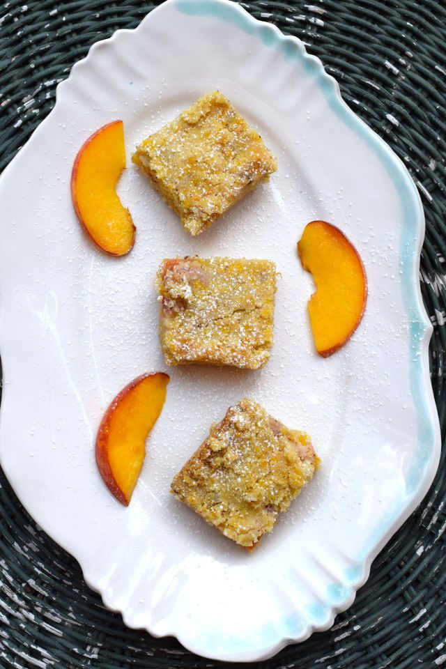Shortbread Peach Bars 11